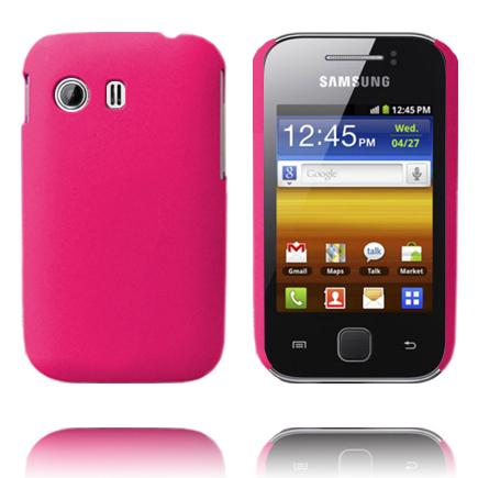Hårdskal (Het Rosa) Samsung Galaxy Y Skal
