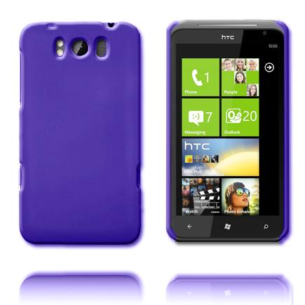 Hårdskal (Lila) HTC Titan Skal