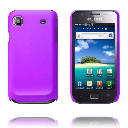 Hårdskal (Lila) Samsung i9003 Galaxy SL Skal
