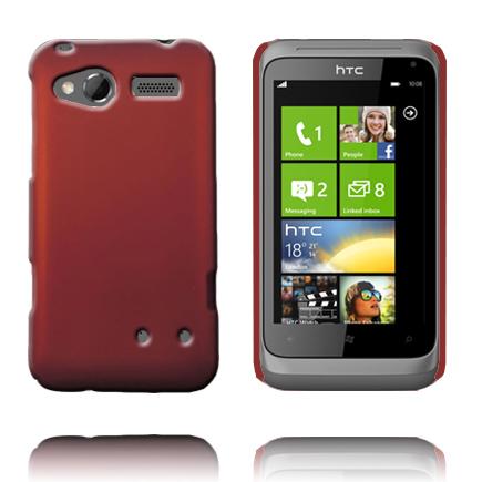 Hårdskal (Röd) HTC Radar Skal