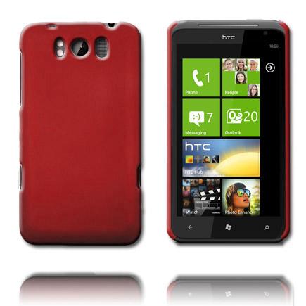 Hårdskal (Röd) HTC Titan Skal