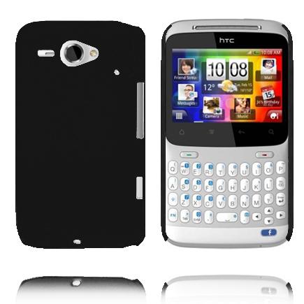 Hårdskal Version 2 (Svart) HTC ChaCha Skal