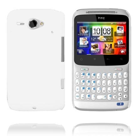 Hårdskal Version 2 (Vit) HTC ChaCha Skal