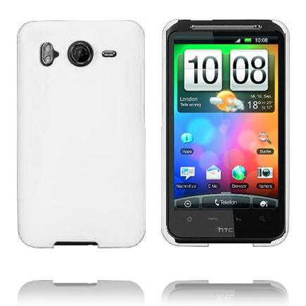 Hårdskal (Vit) HTC Desire HD Skal