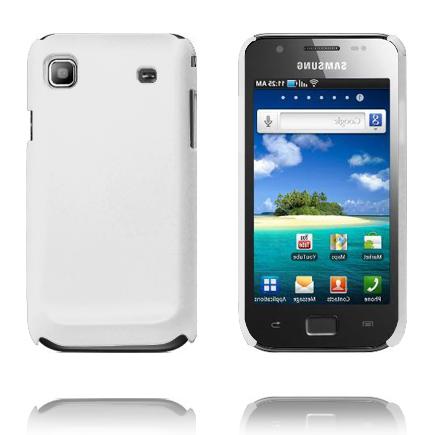 Hårdskal (Vit) Samsung i9003 Galaxy SL Skal