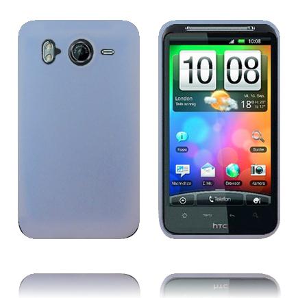 Mjukskal (Ljusblå) HTC Desire HD Skal