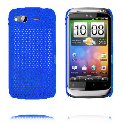 Atomic (Ljusblå) HTC Desire S Skal
