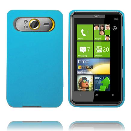 Mjukskal (Ljusblå) HTC HD7 Skal