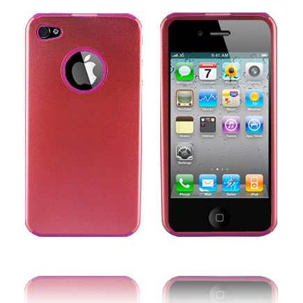i4 Guard (Rosa) iPhone 4 Skal