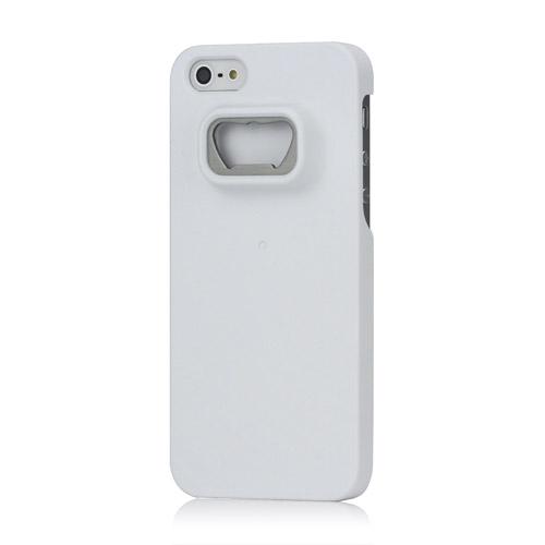 iOpener (Vit) iPhone 5 Skal