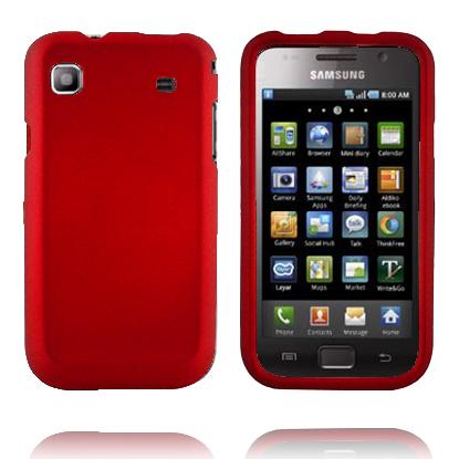 Defender (Röd) Samsung i9000 Galaxy S Skal