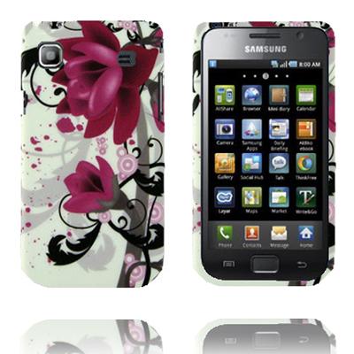 Spring Garden (Lila Blomma) Samsung S Galaxy Skal