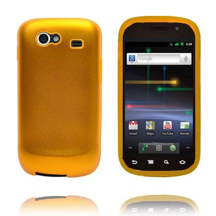 i9020 Guard (Guld) Samsung Nexus S Skal