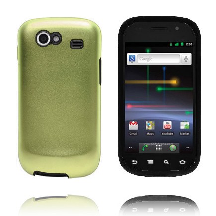 i9020 Guard (Grön) Samsung Nexus S Skal