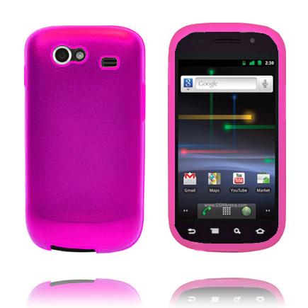 i9020 Guard (Het Rosa) Samsung Nexus S Skal