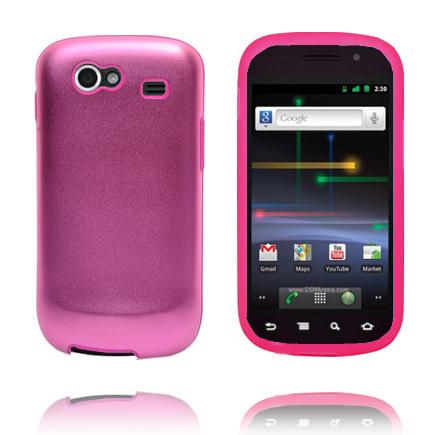 i9020 Guard (Ljusrosa) Samsung Nexus S Skal