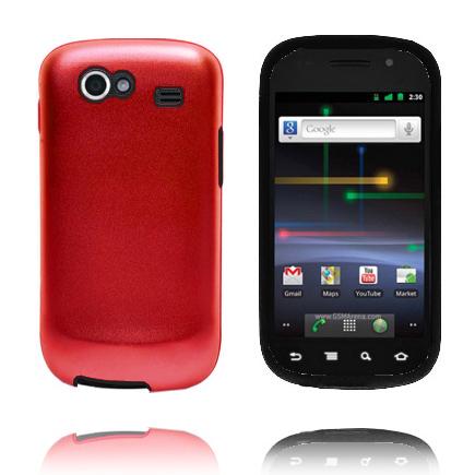 i9020 Guard (Röd) Samsung Nexus S Skal