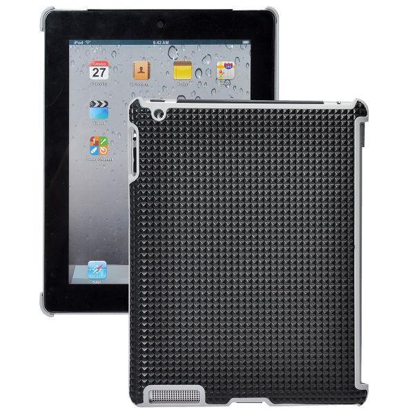 iDots (Svart) iPad 2 Skal