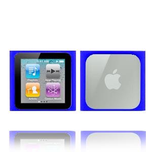 iMpact 6G (Blå) iPod Nano 6 Skal