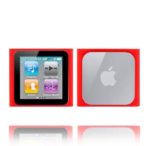 iMpact 6G (Röd) iPod Nano 6 Skal