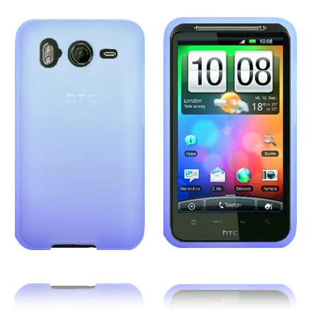 Impact (Ljusblå) HTC Desire HD Skal