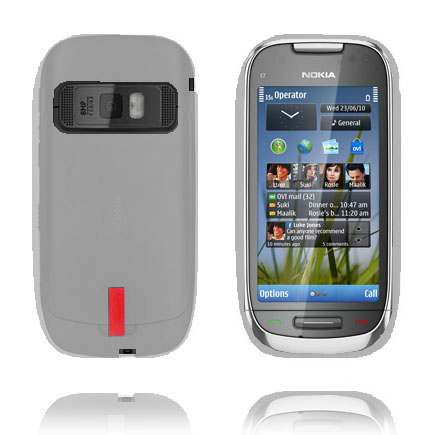InCover (Transperant) Nokia C7 Skal