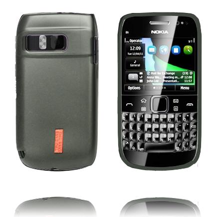 InCover (Svart) Nokia E6 Skal