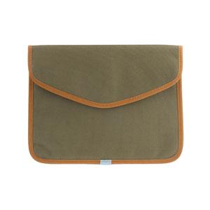 Canvas Bag för iPad 2 (Brun)