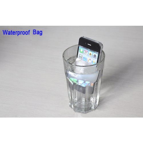 Full Body – Vattentät iPhone 4/4S Skal (Transparent)