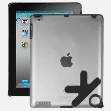K1 Coach (Svart) iPad 2 Skal
