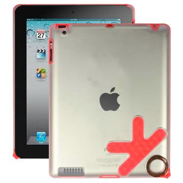 K1 Coach (Röd) iPad 2 Skal