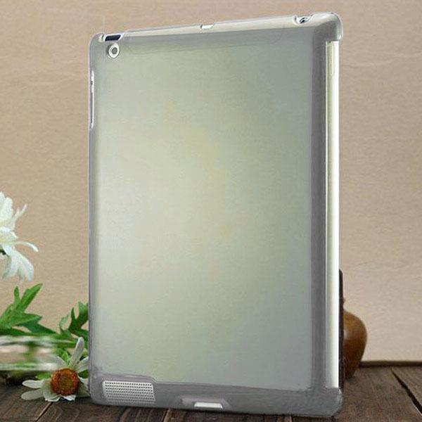CandyColor Smart BackCover (Grå) iPad 2 Skal