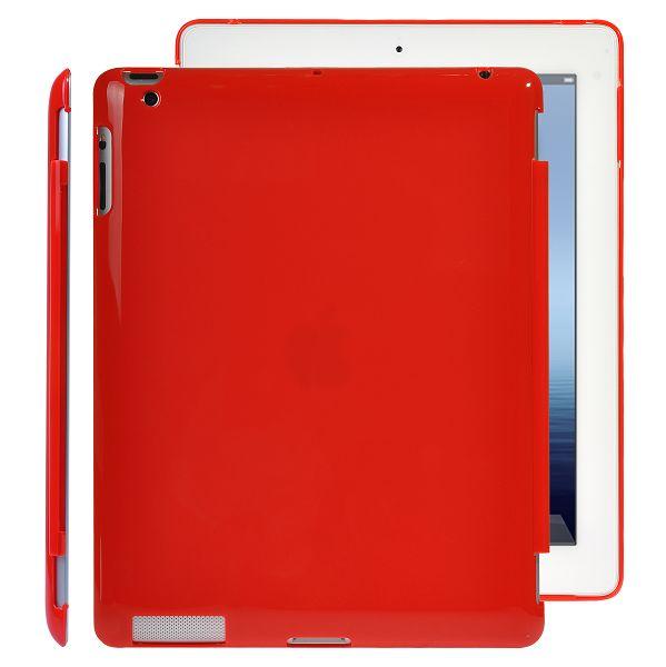 Integrating Solid Smartcover (Röd) iPad 2 Skal