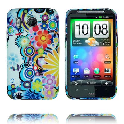 Symphony (Regnbågescirklar) HTC Desire HD Skal