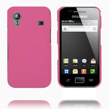 Hårdskal (Ljusrosa) Samsung Galaxy Ace Skal