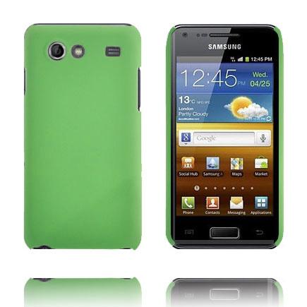 Hårdskal (Grön) Samsung Galaxy S Advance Skal