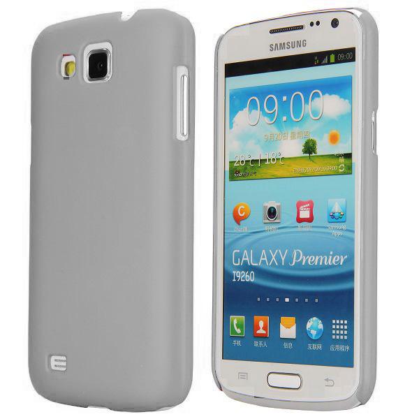Slim Series (Vit) Samsung Galaxy Premier Skal