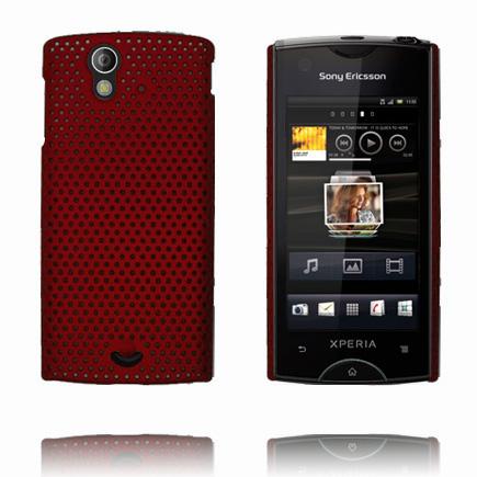 Atomic (Röd) Sony Ericsson Xperia Ray Skal