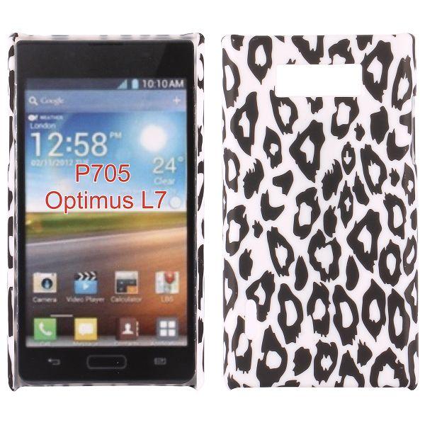 Safari (Leopard) LG Optimus L7 Skal
