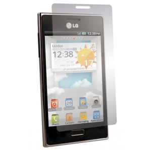 LG Optimus L5 Displayskydd (Anti-Bländande)