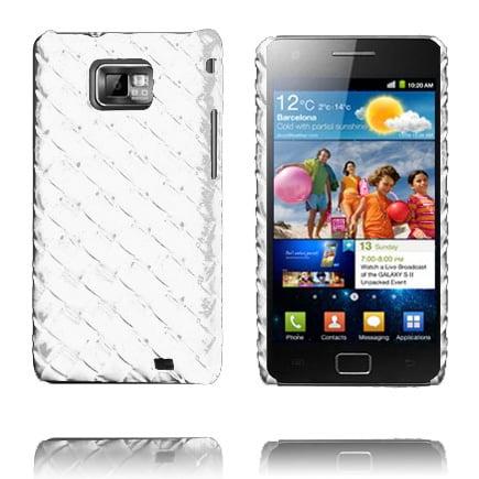 Longhorn (Vit) Samsung Galaxy S2 Skal