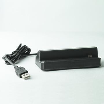 HTC Sensation Dockningsstation för USB och Vägguttag/AC Laddare (Svart)