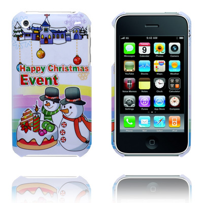 Merry Christmas (Event) iPhone 3GS Skal