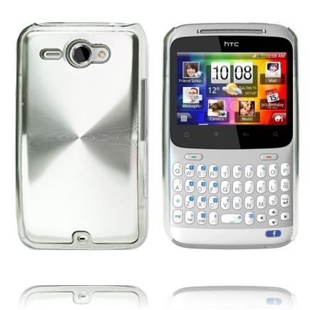 Aluminium Shield (Silver) HTC ChaCha Skal