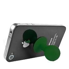 Minihållare för iPhone (Mörkgrön)