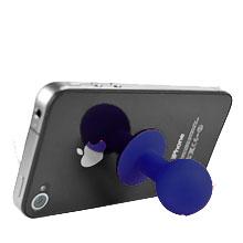 Minihållare för iPhone (Mörkblå)