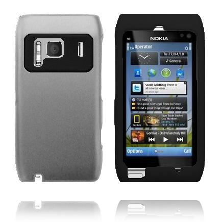 N8 Guard (Grå) Nokia N8 Skal