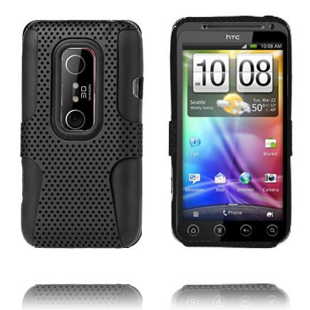 Neotronic (Svart) HTC Evo 3D Skal