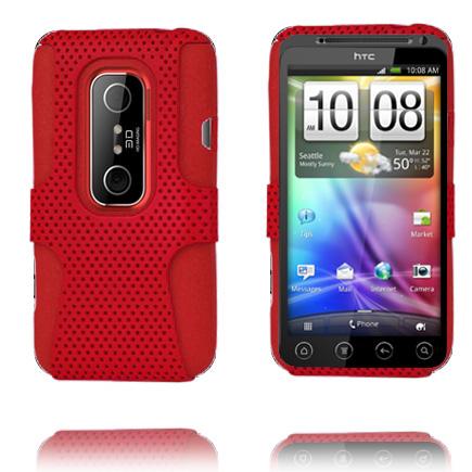 Neotronic (Röd) HTC Evo 3D Skal