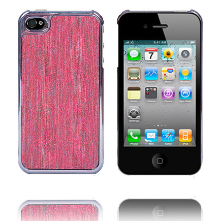 Office Electroplated Series (Rosa Timmer) iPhone 4 Skal